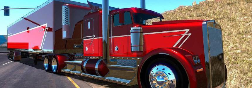 American Truck Simulator Trailers | ATS Trailers - Modhub us