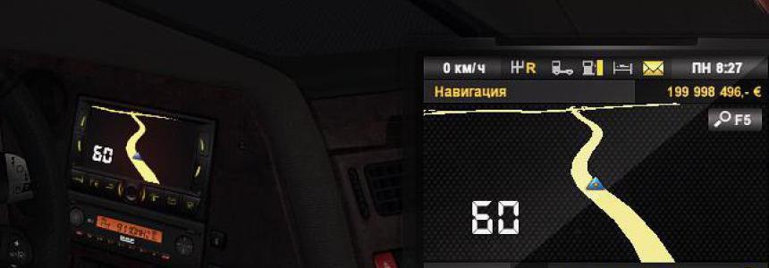 New speed limit icon 1.35.x