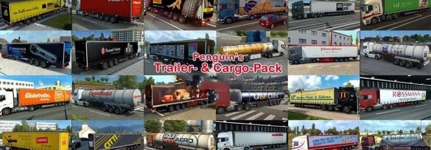 Penguins Trailer and CargoPack v5.5