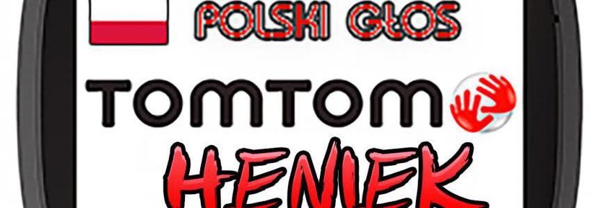 Polish Voice TomTom Heniek v1.0
