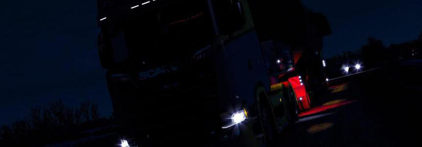 Power On All Wheels 1.35 (for all models of Scania)