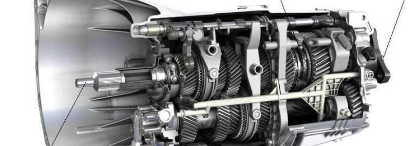 Real Manual Gearbox Transmission v1.0