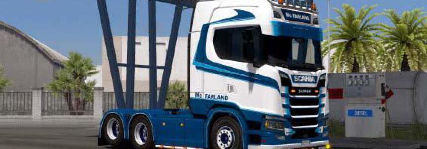 Scania S MC Farland v1.0