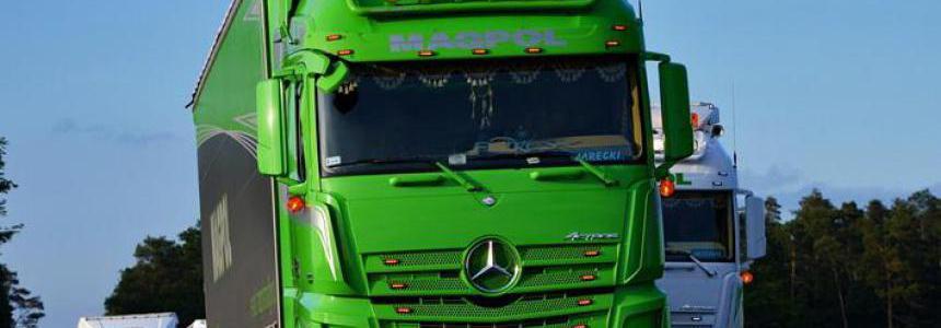 Tuned Truck Traffic Pack by Trafficmaniac v1 6 - Modhub us