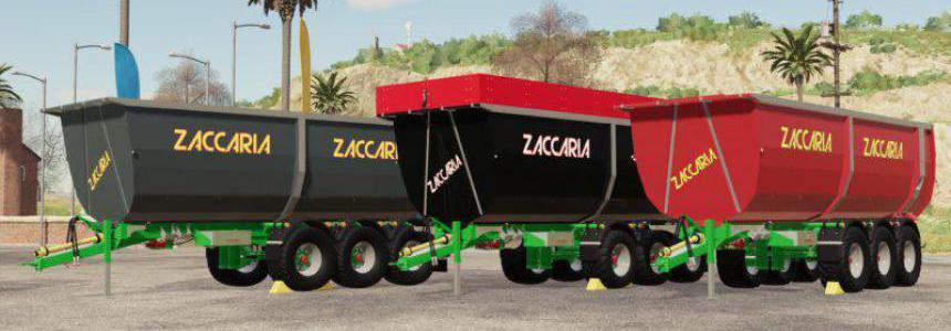 Zaccaria ZAM200 v1.1.0.0