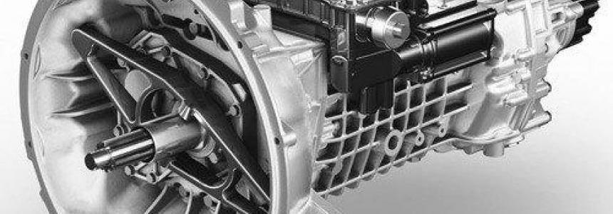 ZF Ecosplit Transmissions for all Trucks 1.35.x