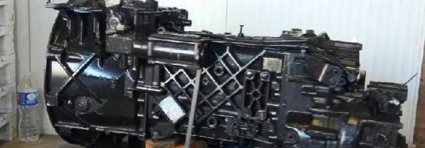 Zf Ecosplit Transmissions For All Trucks 1.35