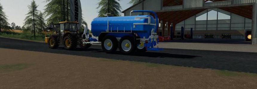 Zunhammer milk water trailer v1.0.0.0