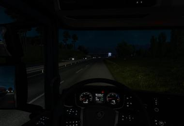Upgraded headlights 1.35.x