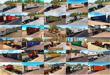 Trailers and Cargo Pack by Jazzycat v2.7