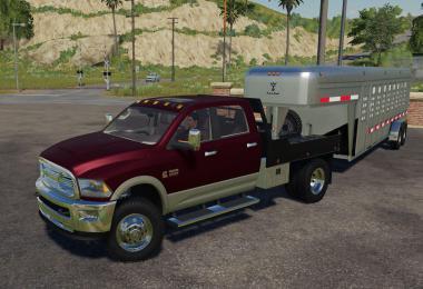 Dodge Ram 3500 Flatbed V1.0.0.0
