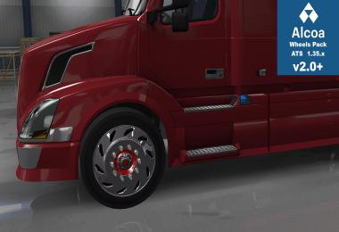 ALCOA HUGE WHEELS PACK v2.0+ 1.35.x
