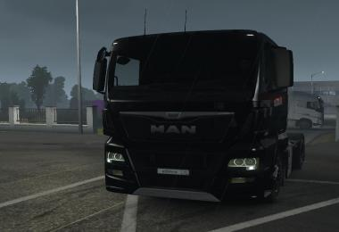 Angel Eyes for MAN TGX 1.35.x