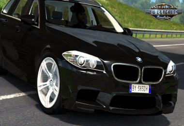 BMW M5 Touring + Interior 1.35.x