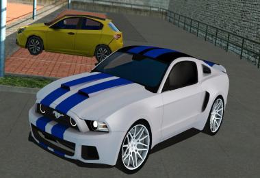 [ATS] Ford Mustang 1.35.x