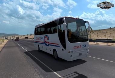 [ATS] Realistic Bus Companies v1.0 1.35.x