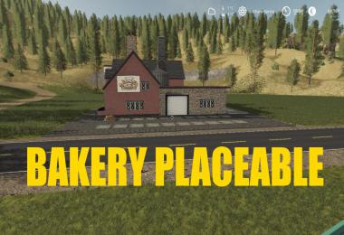 Bakery Placeable v1.0