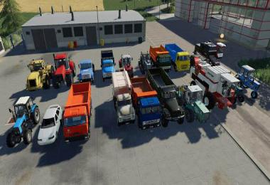 Big Pack of the USSR v1.5.1