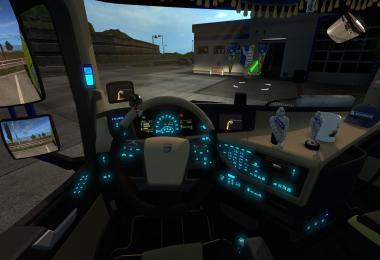 Euro Truck Simulator 2 Interiors - Modhub us