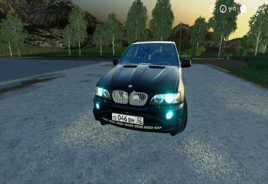BMW X5 E53 v1.0
