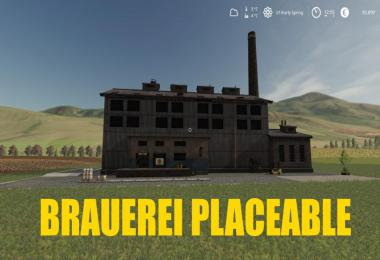 Brauerei Placeable v1.0