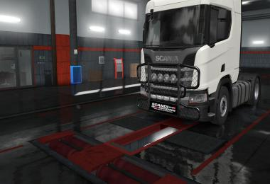 Bullbar with lightbox for Next gen Scania v1.2