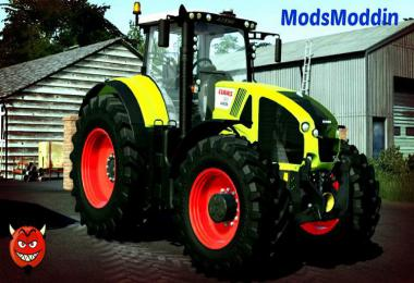 CLAAS AXION 900 v2.0.0.0