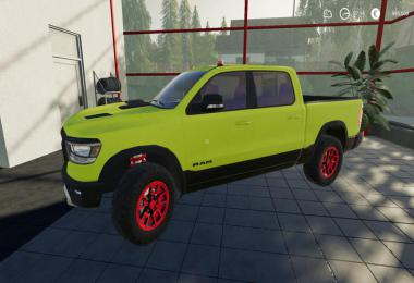 Dodge Ram Nerd by Raser 0021 MP v1.0