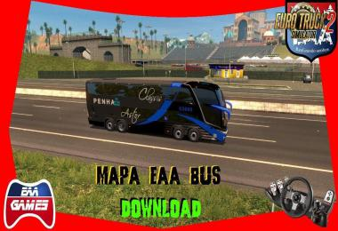 EAA BUS MAP v5.1 Update 1.35