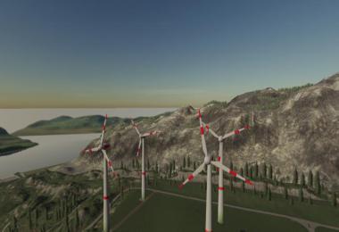 Enercon Windturbine (big) v1.0