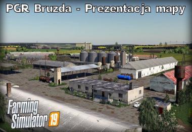 FS19 PGR Bruzda v1.0.0.0