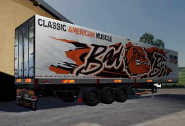 FS19 ROAD TRAILER BAD BOY v1.5