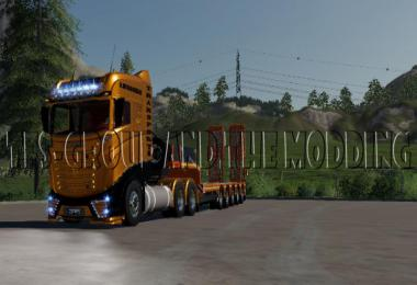 FS19 LOW LOADER DOLL TFSG v1.5