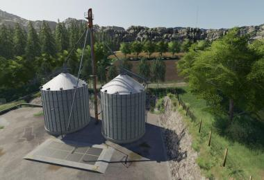 Grain Silo Set With Multifruit v1.0.0.0