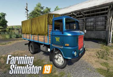 IFA W50 L/SP with UAL v1.0