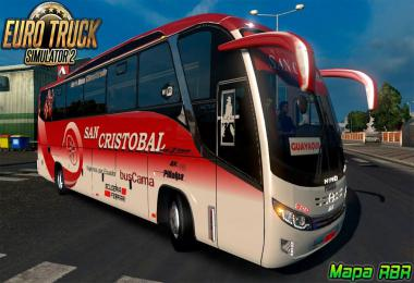 Euro Truck Simulator 2 Car & Bus Mods - Modhub us