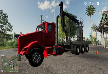 Kenworth T800 Self Loader v1.0.0.0