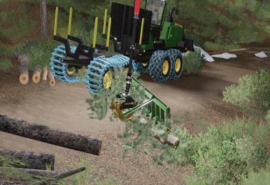 Kirmag Tree Waste Rake v1.0.0.0