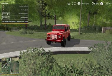 Land rover defender 110 station wagon 2011 v1.0