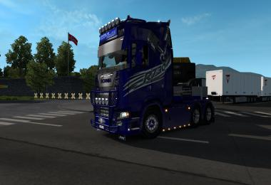 Lasting og Transport Scania R730 skin 1.35