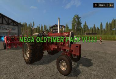 Mega Oldtimer Pack v1.1.1.1