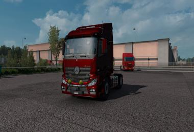 Mercedes-Benz Actros MP4 fix v1.0 1.35