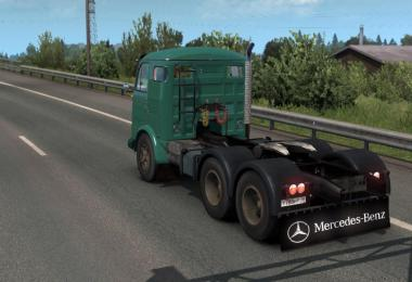 Mercedes-Benz LP-331 v2.2 ETS2 1.35
