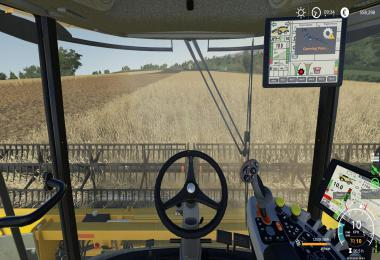 New Holland Cr 10.90 Extended HUD 1.1.0.0