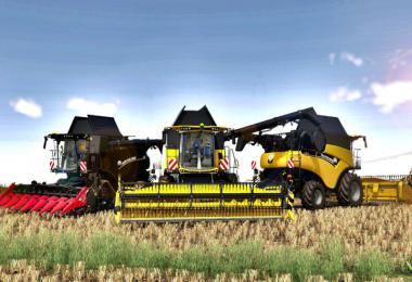 New Holland CR 8.90 v1.0.0.0