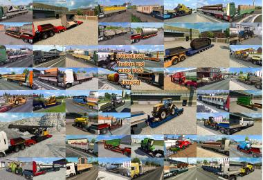 Overweight Trailers and Cargo Pack by Jazzycat v8.0