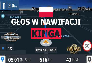 Polish voice Kinga v1.0