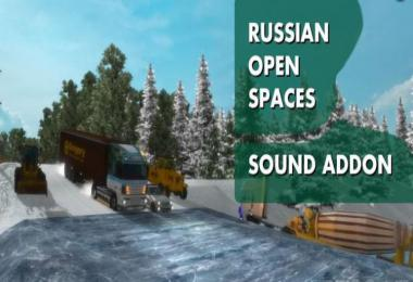 Russian Open Spaces Sound Addon v1.0