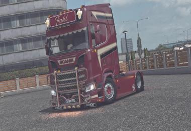 S730 FAHL transporte standalone final