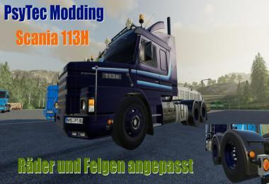 Scania 113H Tuning Bugfix v1.5.1